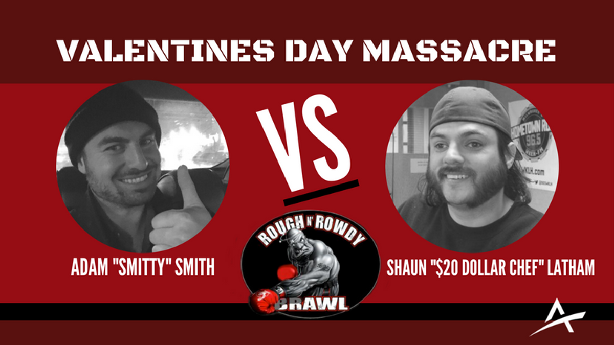 Finally Some Smitty Buyback in Rough N Rowdy 2's Main Event article feature image