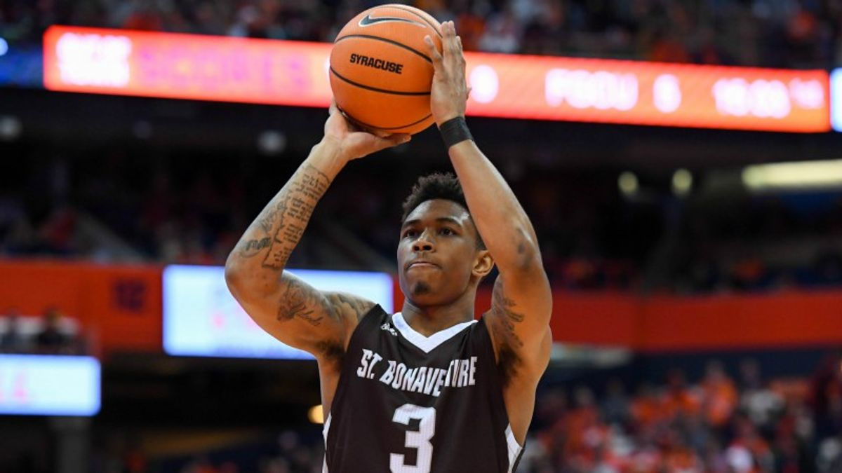 Betting Rhode Island at St. Bonaventure, Plus Other Mid-Major Matchups article feature image