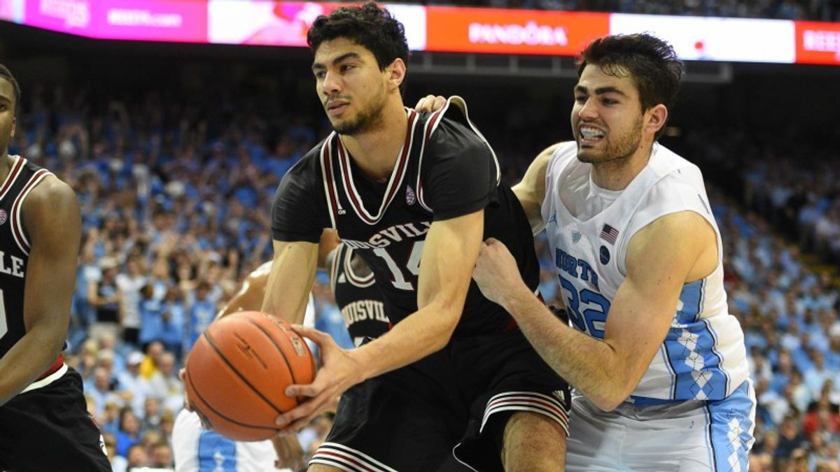 How to Bet UNC-Louisville, Plus Three Other Evening Matchups article feature image