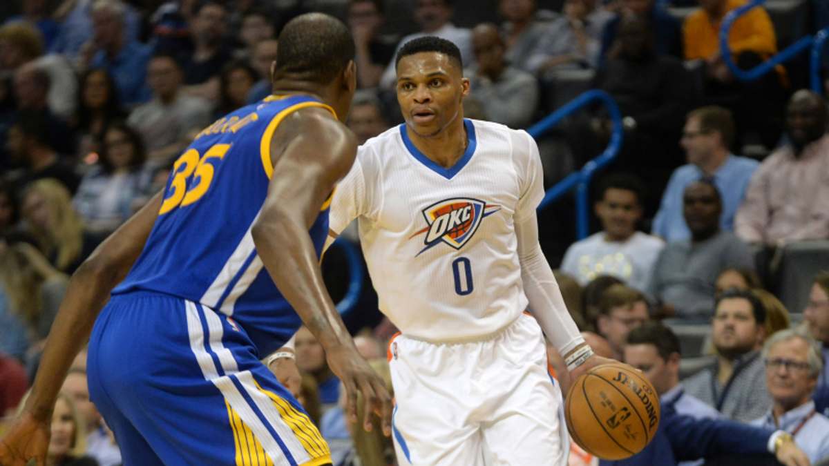 Five Things Bettors Should Know for Thunder-Warriors article feature image