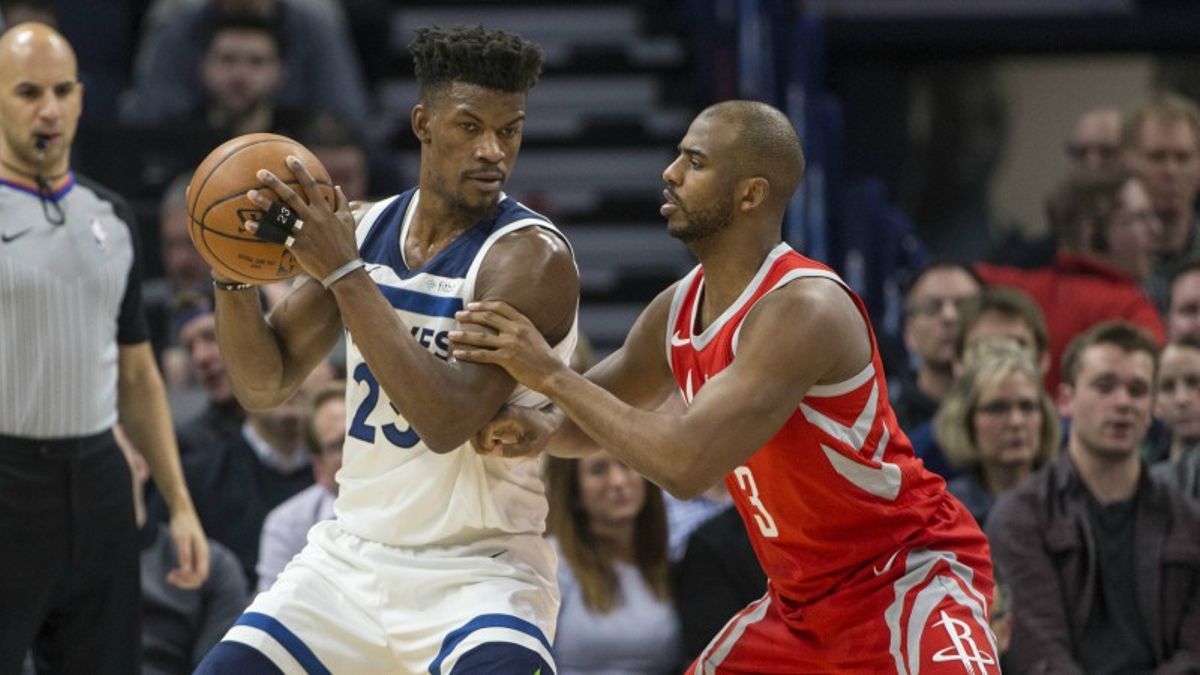 Friday NBA Betting, DFS Angles: The Massive Mismatch in Wolves-Rockets article feature image