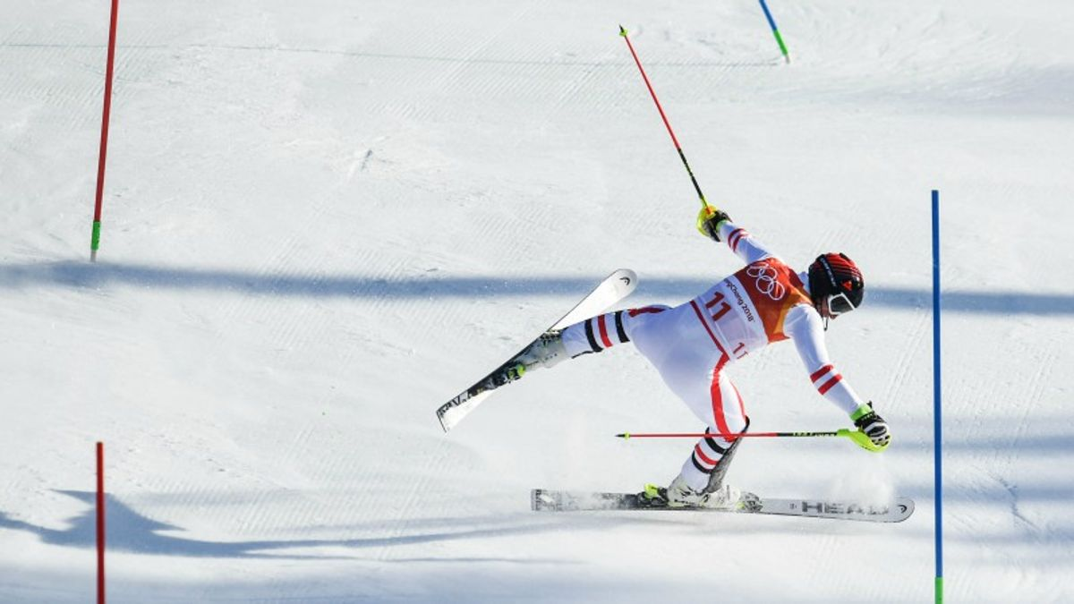 Should Wipeouts Prevent Bettors From Taking Favorites in Alpine Skiing? article feature image