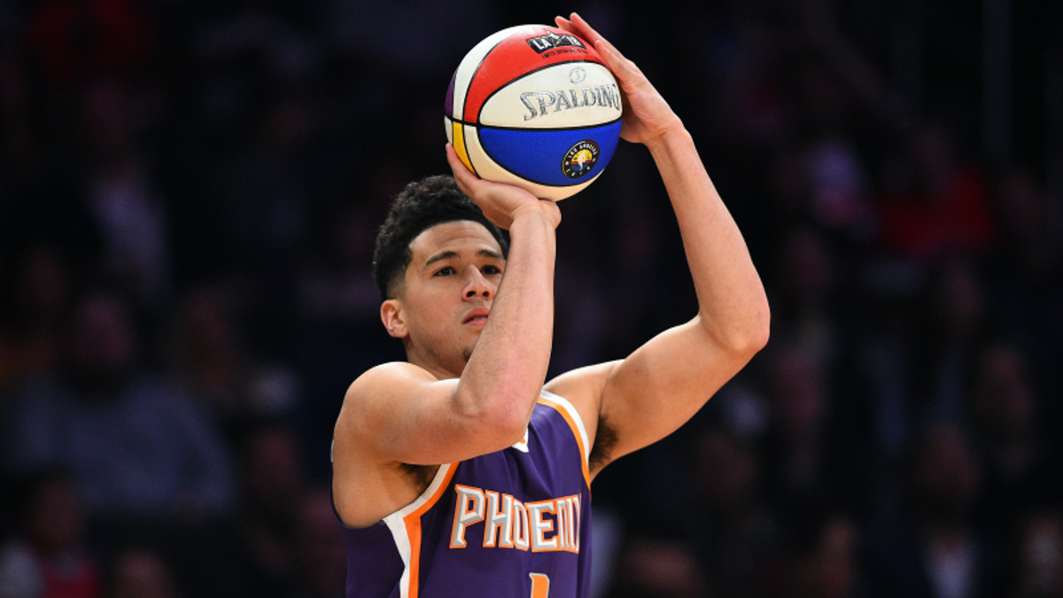 All-Star Weekend Diary Day 3: Another Saturday Night, Silver Linings, and Booker Pays Off article feature image
