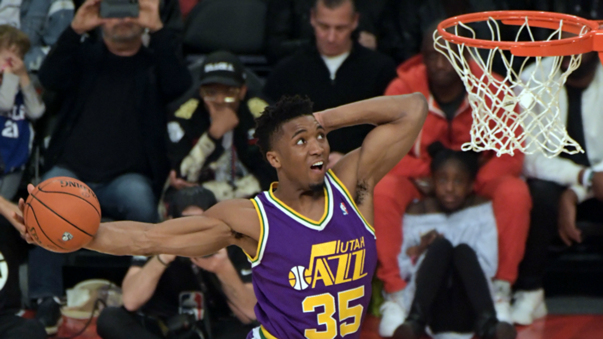 NBA West Division Futures: Should You Believe in the Longshot Jazz? article feature image