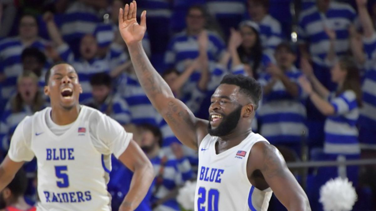Betting Thursday's Marquee Mid-Major Games article feature image