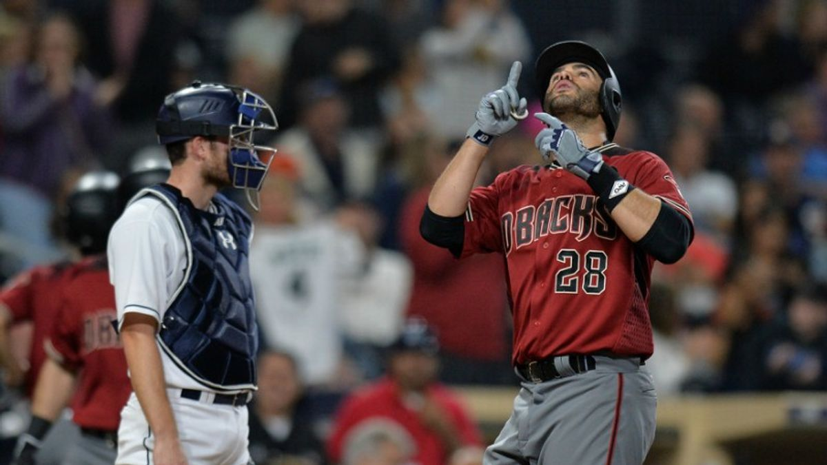 Does J.D. Martinez Improve Boston's World Series Odds? article feature image