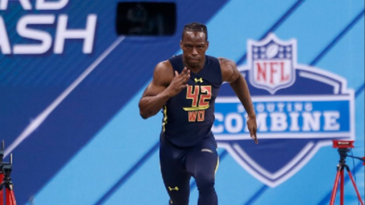 A Guide to the 2018 NFL Combine's Superlative Bets article feature image