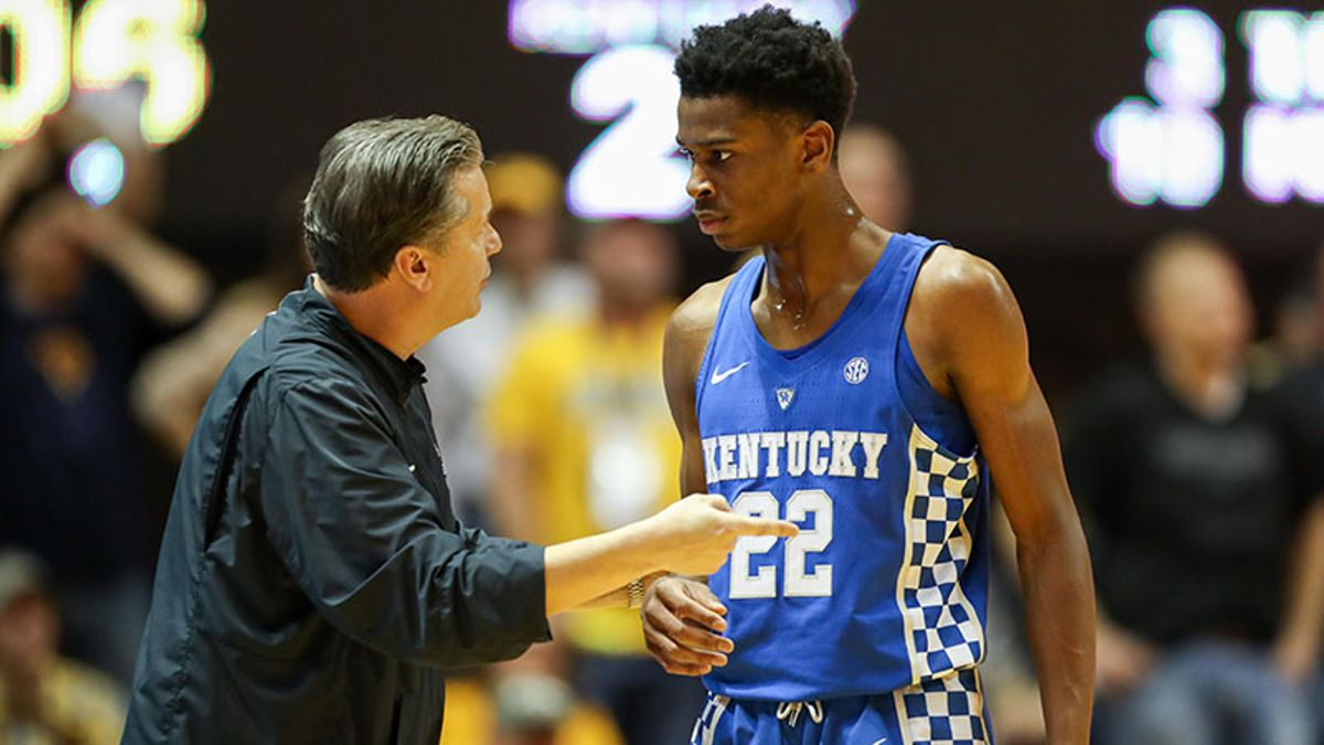Betting Preview for Alabama-Kentucky, Plus Three Saturday Afternoon Matchups article feature image
