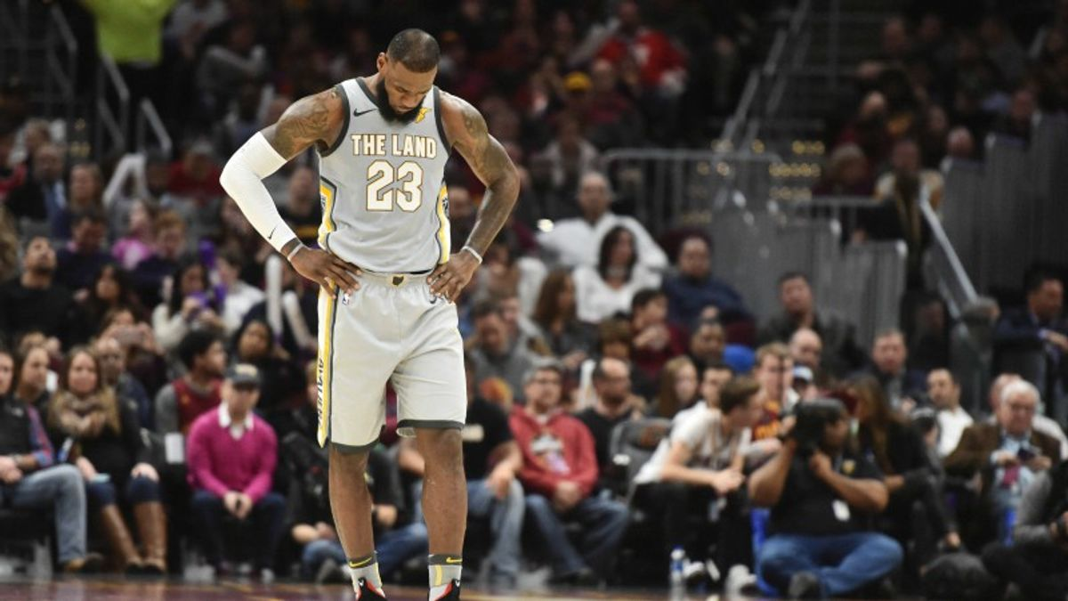 Should Bettors Fade the Cavs in Nationally Televised Games? article feature image