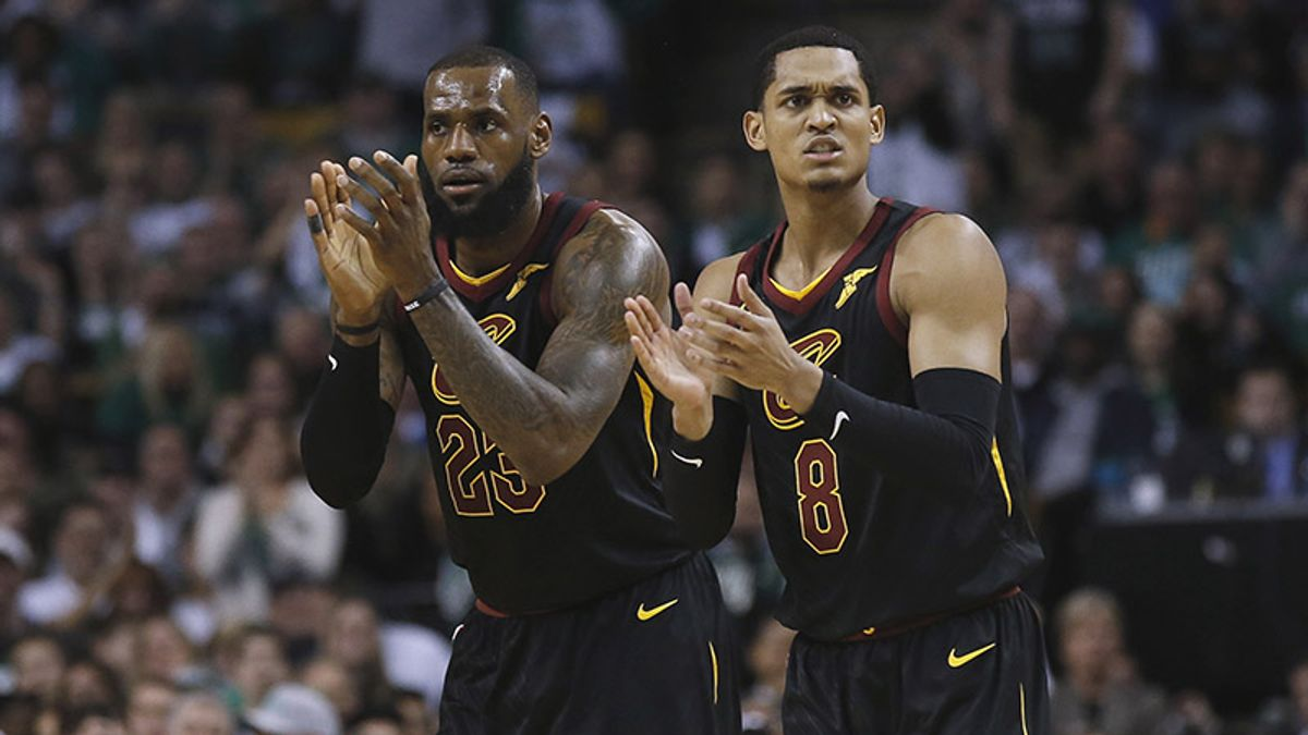 "This Week in Made-Up Odds: LeBron and His ""Supporting Cast"" article feature image"