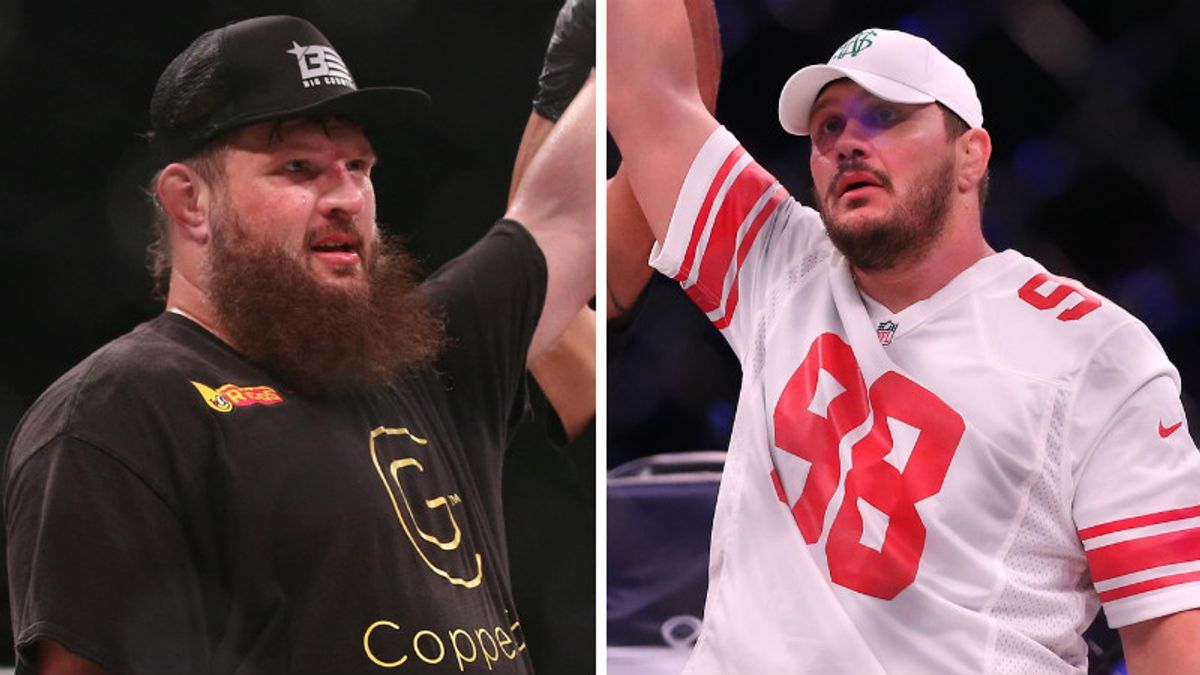 Bellator 194 Betting Preview: Finding Value in Nelson vs. Mitrione article feature image