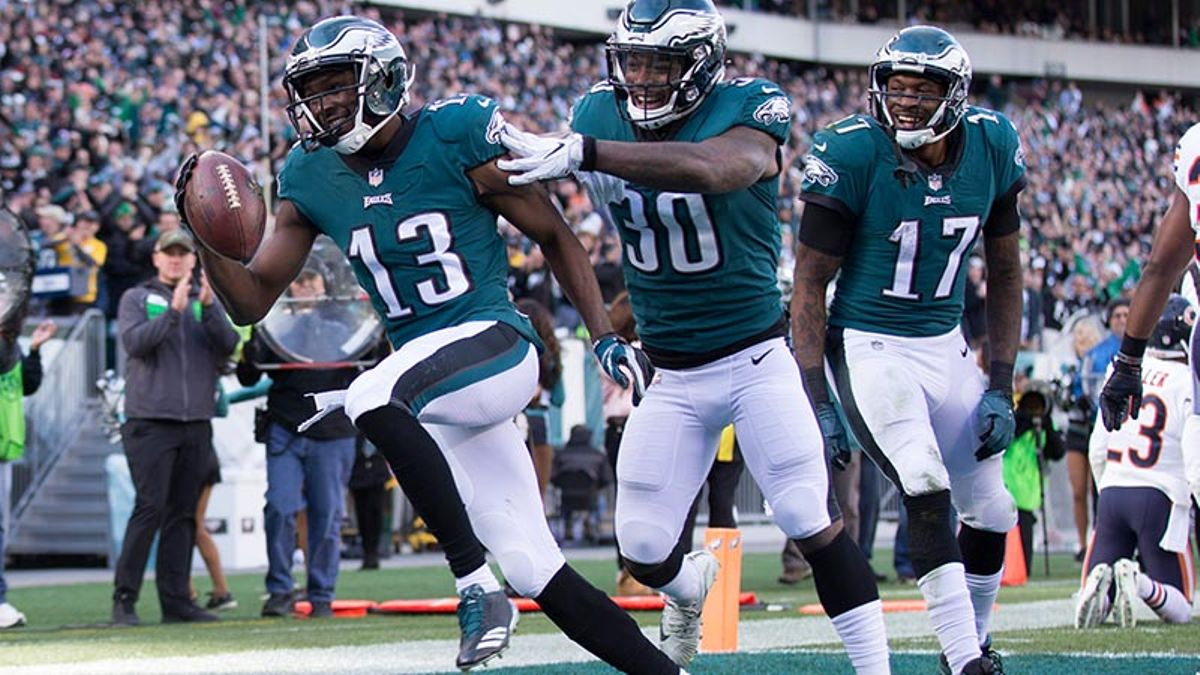 Alshon Jeffery Fantasy Football Rankings, 2019 Projections, Analysis, More article feature image