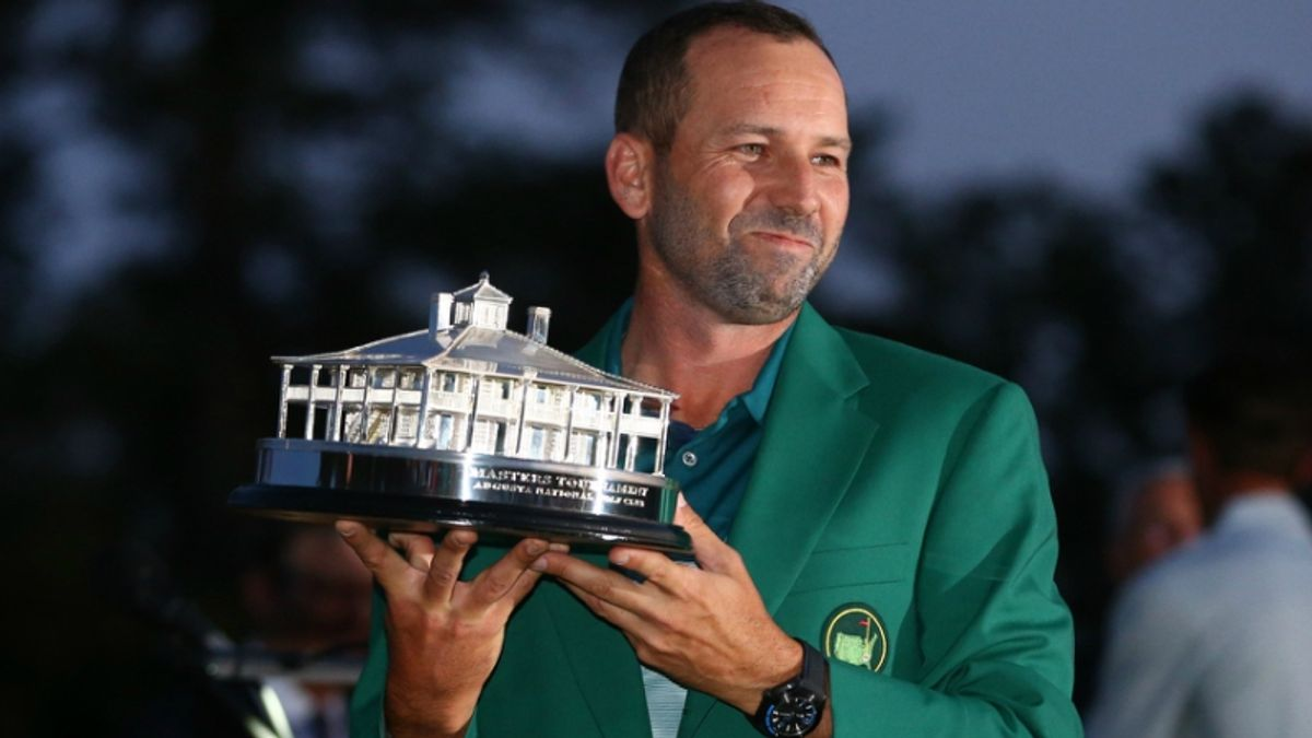 An Early Betting Look at the 2018 Masters article feature image