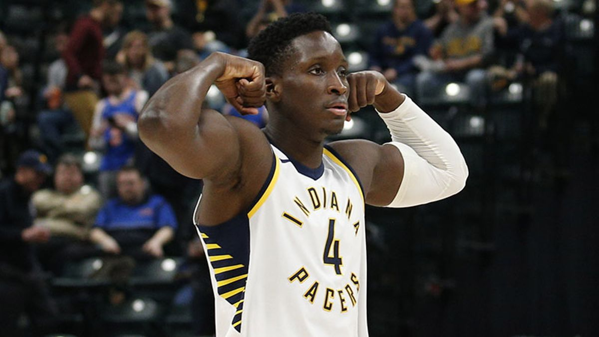 All-Star Weekend Diary Day 2: NBA Execs Like Victor Oladipo in Dunk Contest article feature image