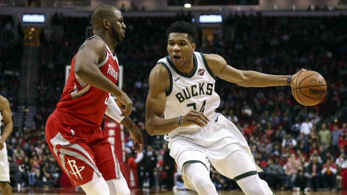 Betting, DFS Angles for Every NBA Game: Letdown Looming for Rockets vs. Bucks? article feature image