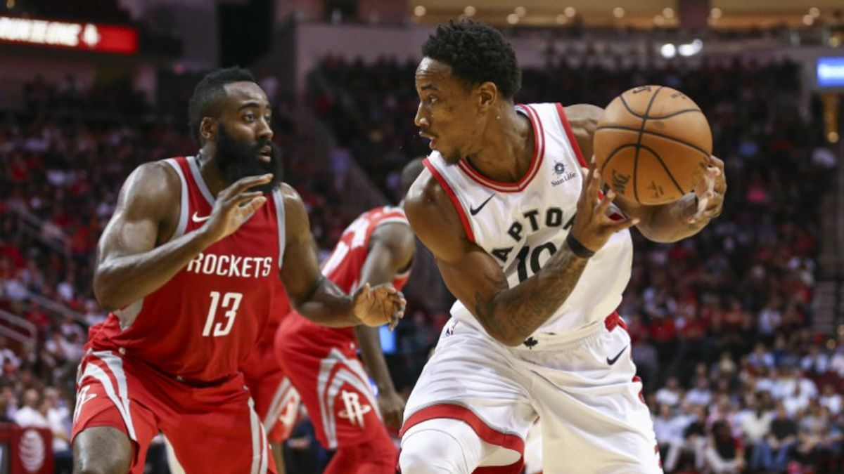 Betting, DFS Angles for Rockets-Raptors and Every Other Friday Game article feature image