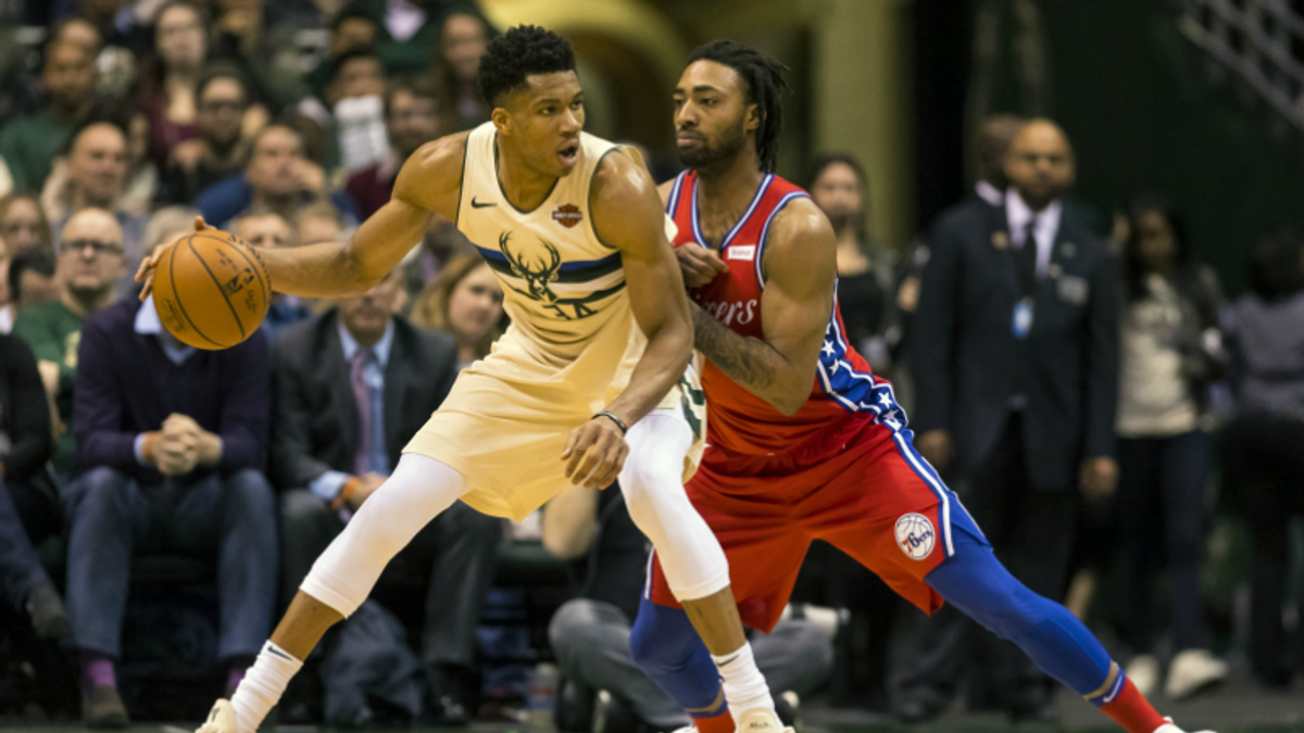 Five Things Bettors Should Know for 76ers-Bucks article feature image
