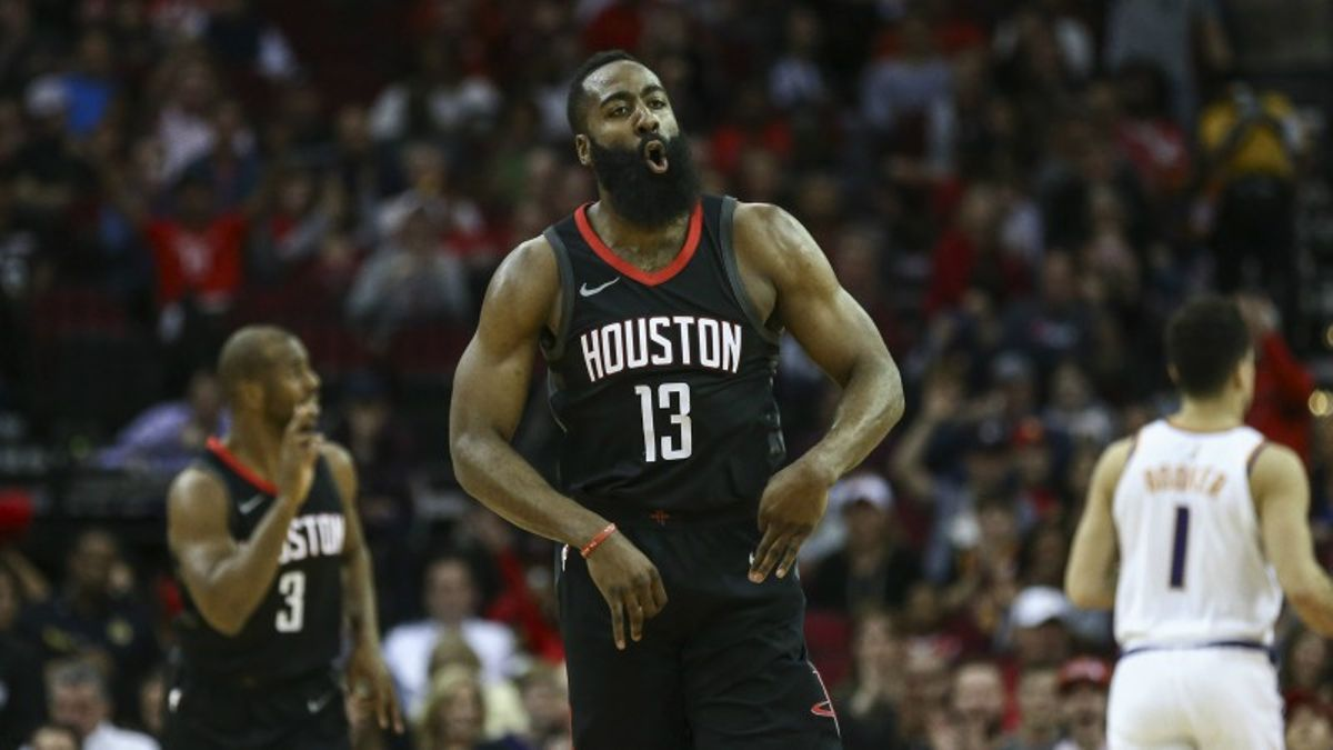 Five NBA Prop Bets for Saturday Night: Harden Over/Under 30.5 Points? article feature image