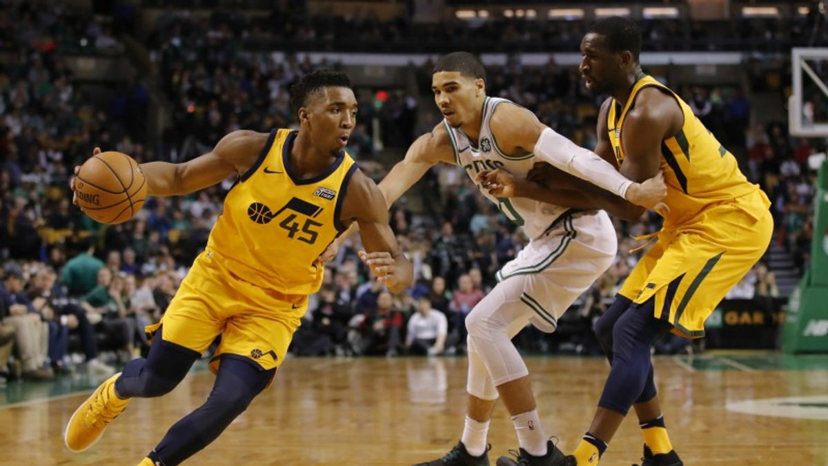 Everything Bettors Should Know for Celtics-Jazz article feature image