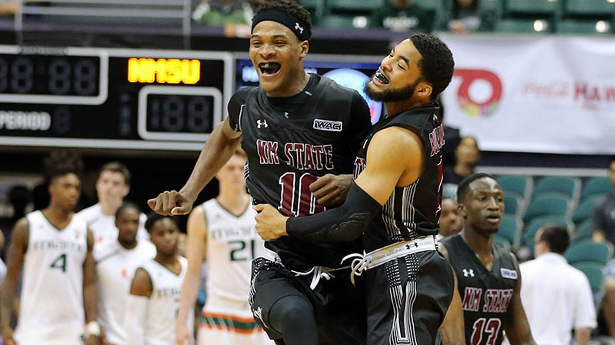 WAC Tournament Betting Preview: Will NMSU Continue its Dominance? article feature image