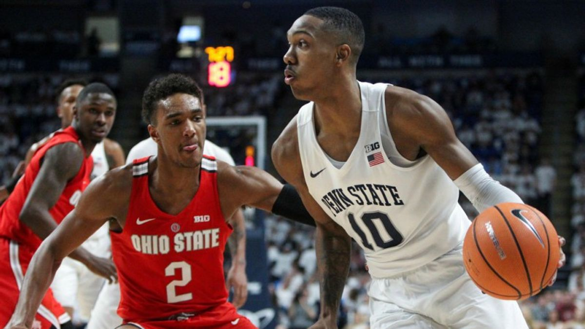 Betting Friday's Big Ten and Big South Tournament Matchups article feature image