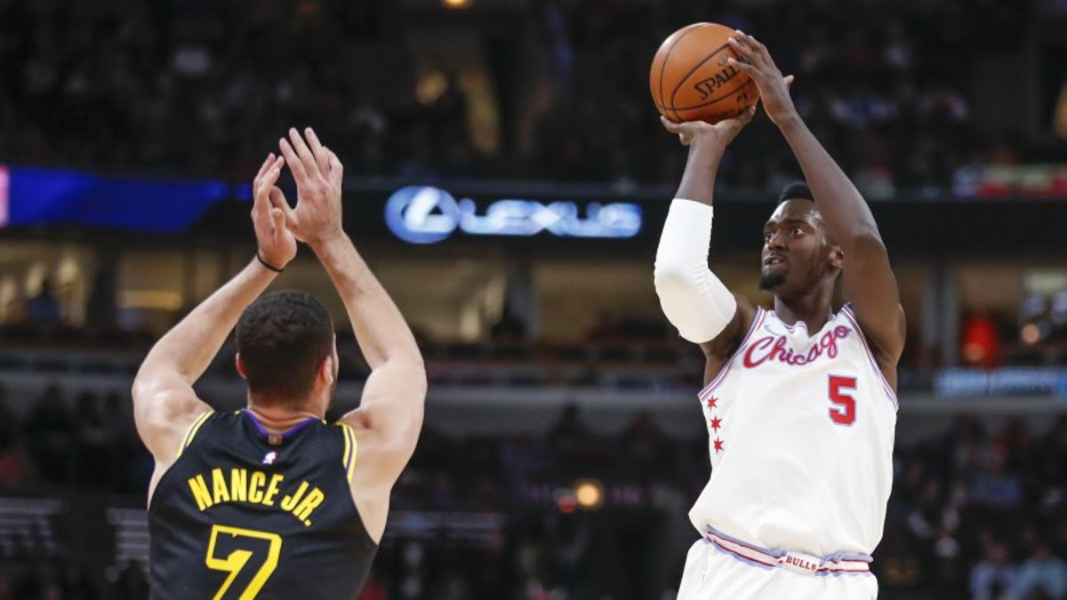 Three NBA Prop Bets for Monday Night: Portis Over/Under 15 Points? article feature image