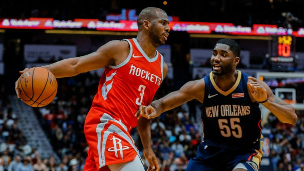Five Things Bettors Should Know for Rockets-Pelicans article feature image
