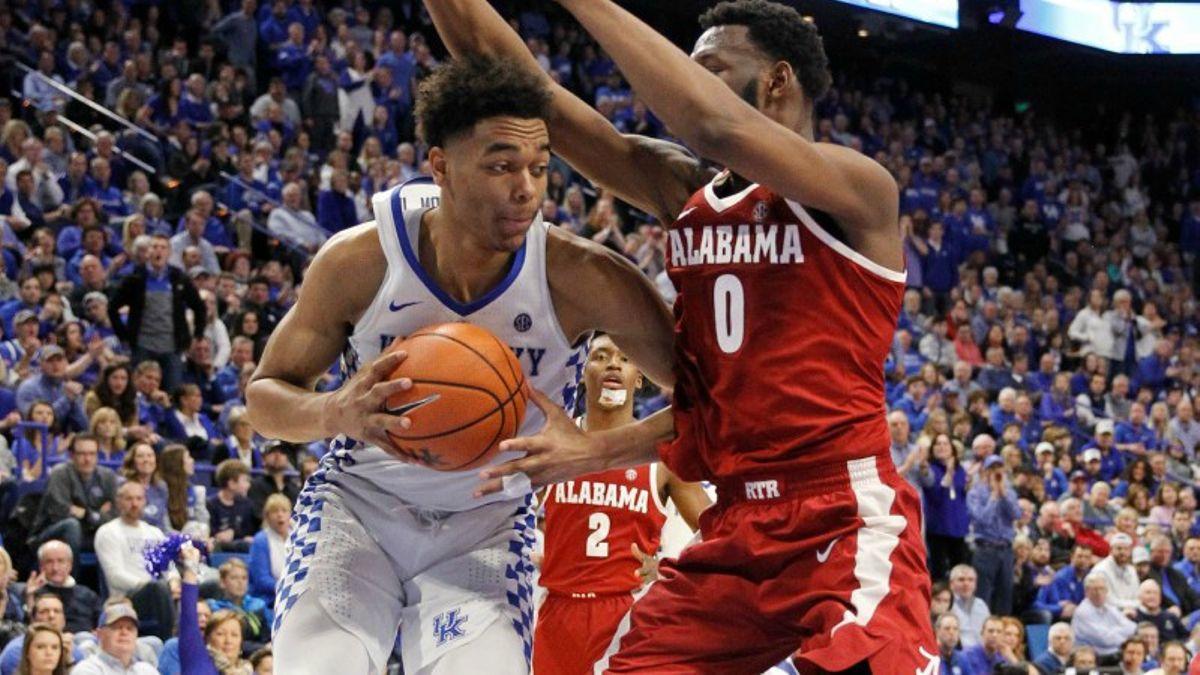 Wake and Rake: Sharps Pouncing Early on Kentucky-Alabama Showdown article feature image