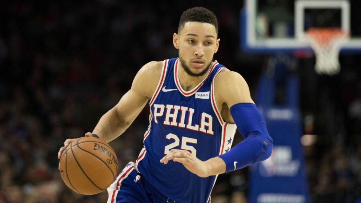 Three NBA Prop Bets for Sunday Night: Simmons Over/Under 16.5 Points? article feature image