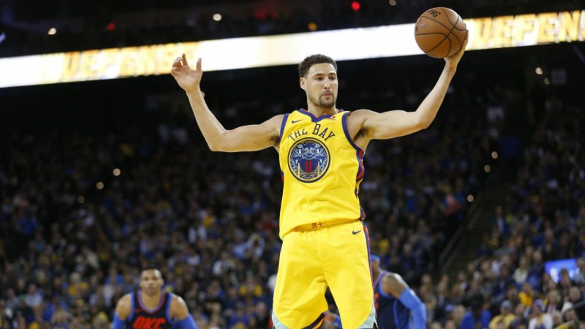Five NBA Prop Bets for Friday Night: Thompson Over/Under 22 Points? article feature image