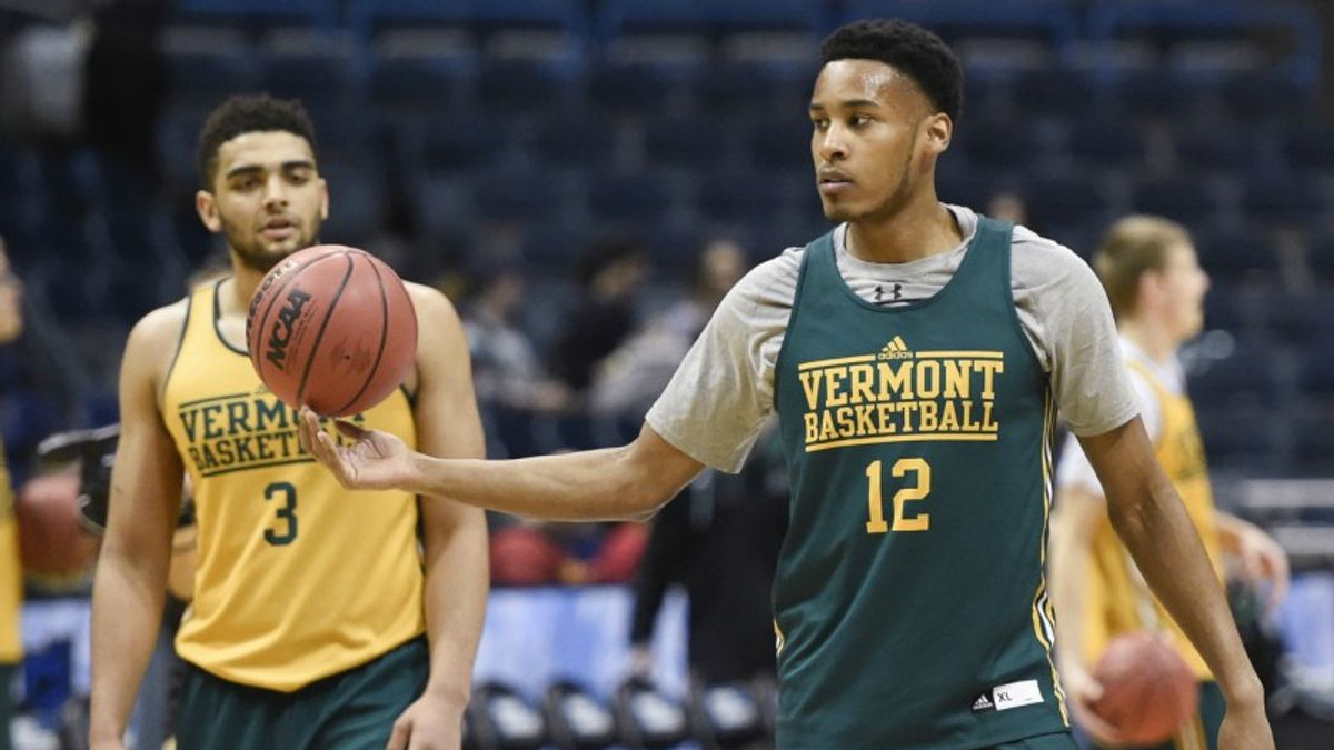America East Tournament Preview: Vermont Is a Monster article feature image