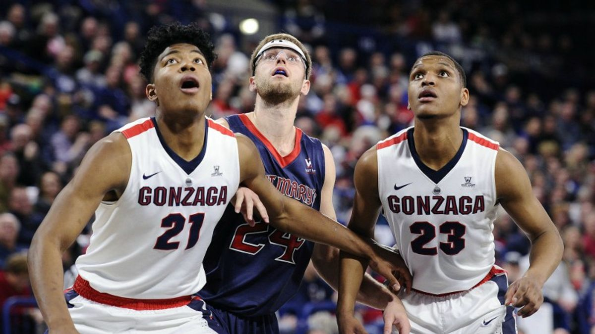 WCC Tournament Preview: Can Anybody Take Out Gonzaga or St. Mary's? article feature image