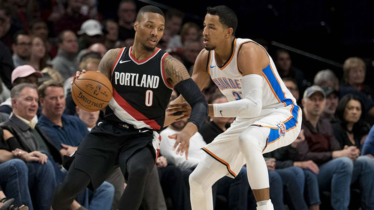 Why OKC Is Still Struggling to Find Itself Without Andre Roberson article feature image