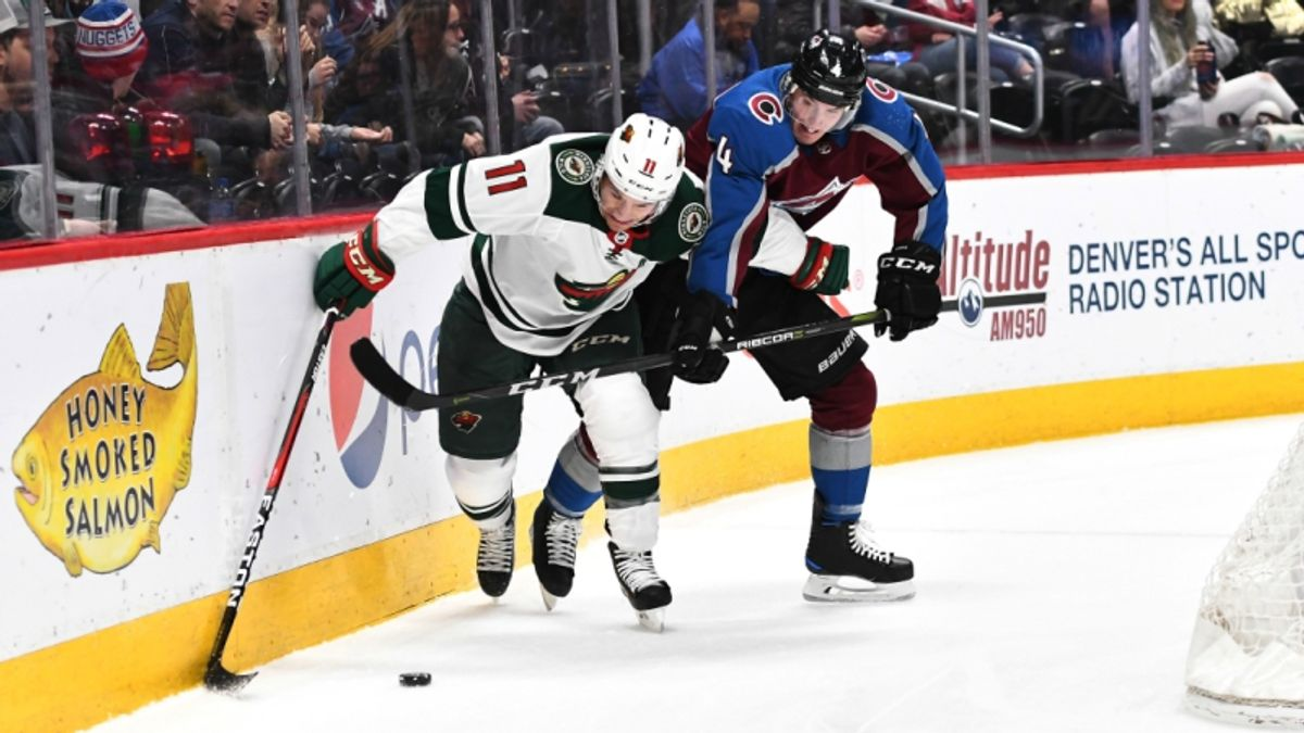 NHL Betting Breakdown: Will Defense Dominate in Wild-Avalanche? article feature image