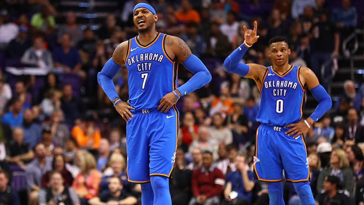 What OKC's Ballistic Comeback Tells Us About Game 6 Friday article feature image