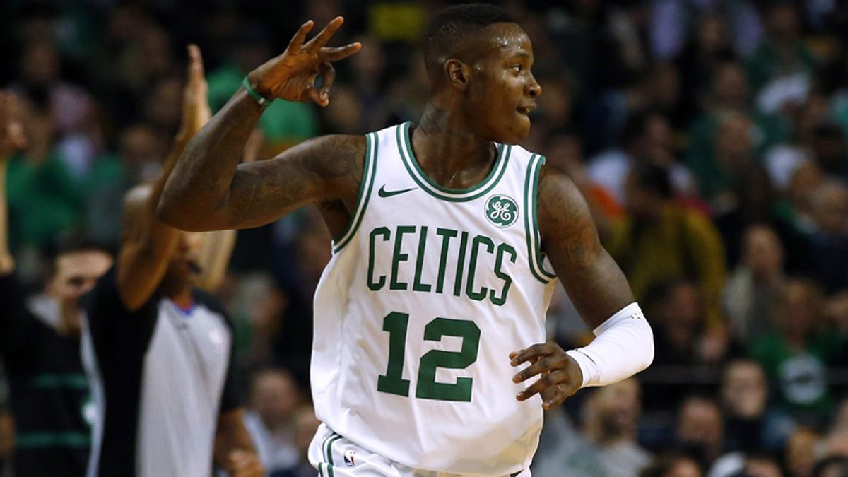Wake and Rake: Sharps and Public on Opposite Sides of Celtics-Kings article feature image