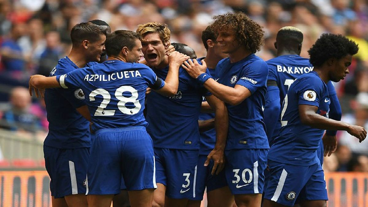 All The Pressure Is On Chelsea Against Tottenham article feature image