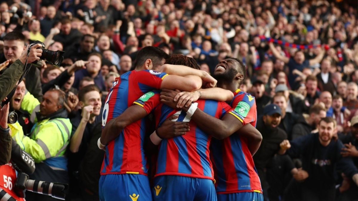 Why Reeling Crystal Palace May Be a Good Bet to Fend Off Relegation article feature image