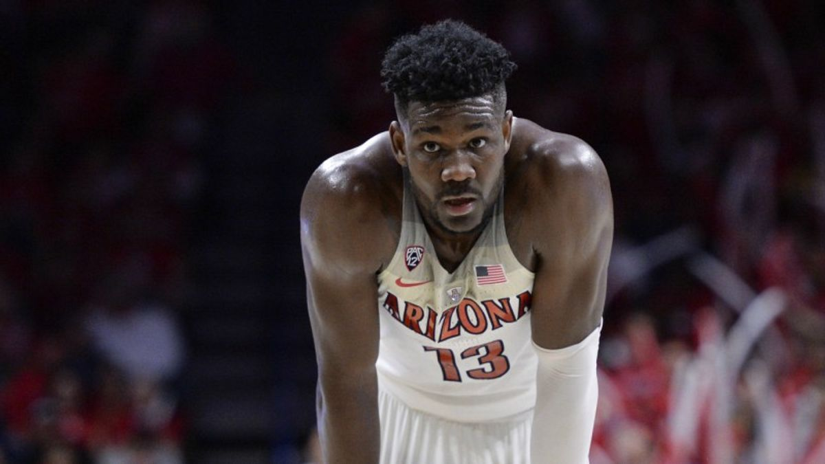NBA Draft: Deandre Ayton Is a Certified Phenom, No Matter How March Madness Unfolds article feature image