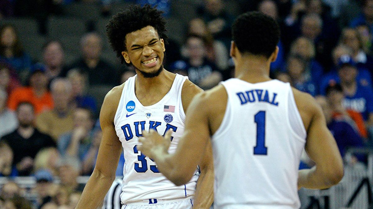 Sunday Elite 8 Betting Preview: Beard, Brunson, and a Blue Blood Battle article feature image