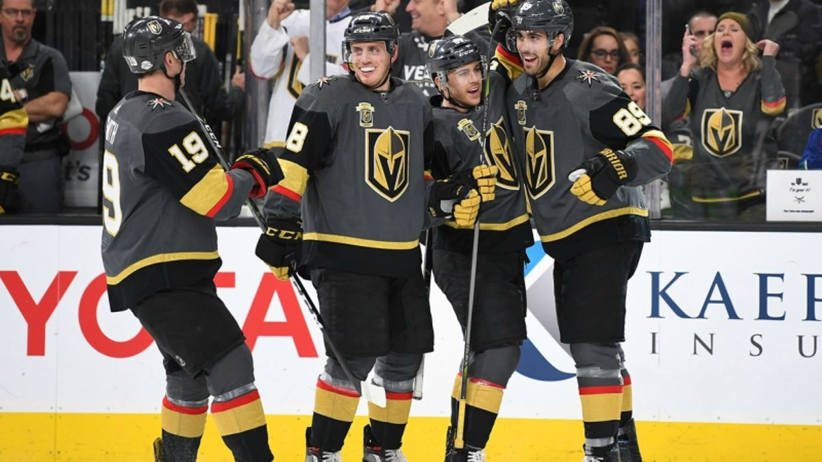 BlackJack's Favorite Plays of the Day: Why I'm High on the Motivated Golden Knights article feature image