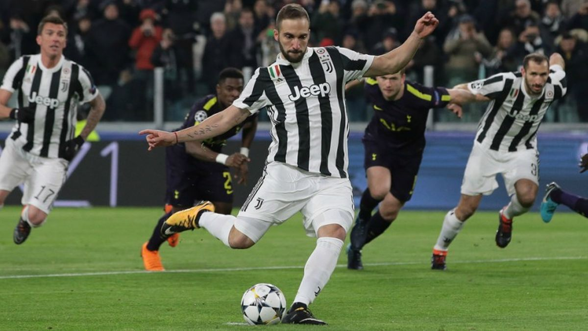 Tottenham vs. Juventus Preview: Which Attack is For Real? article feature image