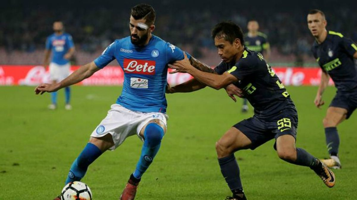 Serie A Betting Guide: Napoli Can Have Their Way with Inter article feature image