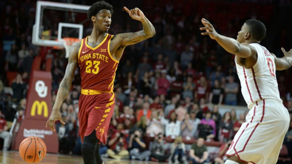 Wednesday Sharp Report: Wiseguys Getting Down on 5 Conference Tourney Games article feature image