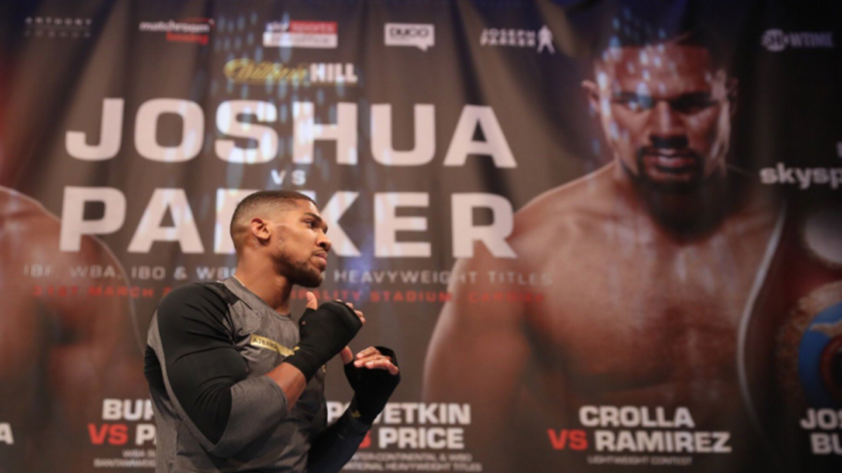 Heavyweight Preview: Can Joseph Parker Stun Anthony Joshua? article feature image
