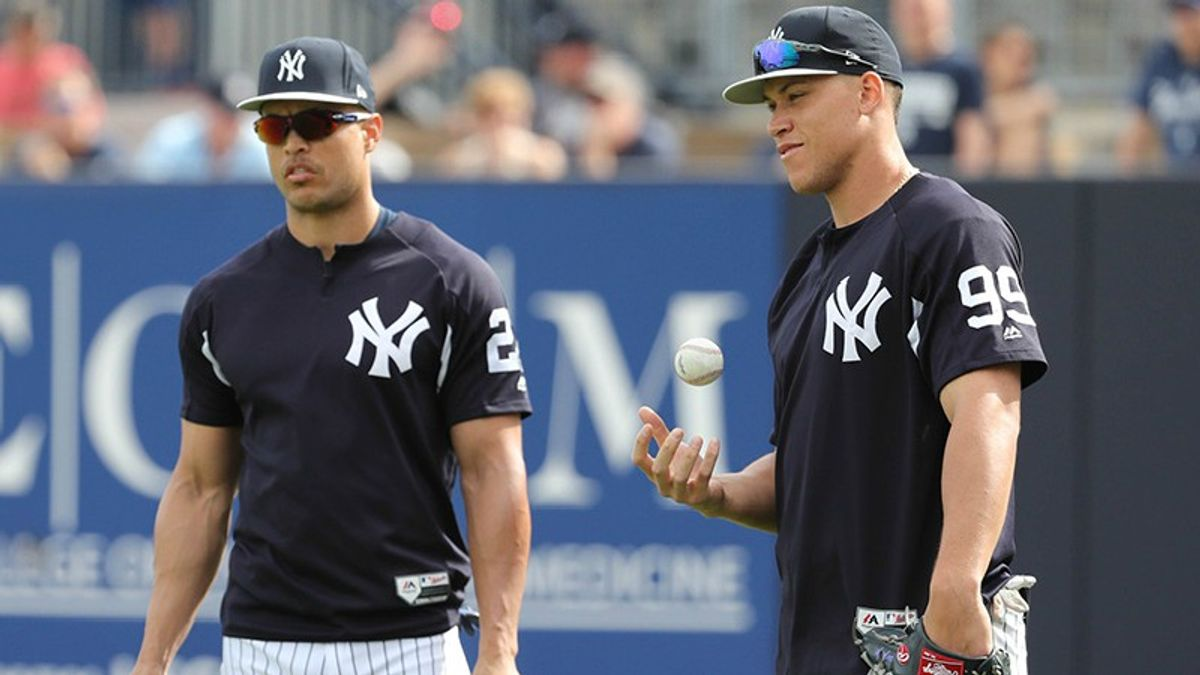 Expect the Yankees To Be Lucky and Good in 2018 article feature image