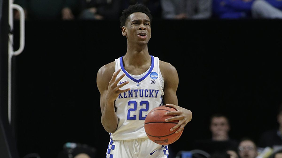 It's Time to Stop Assuming Kentucky Will Make the Final Four article feature image