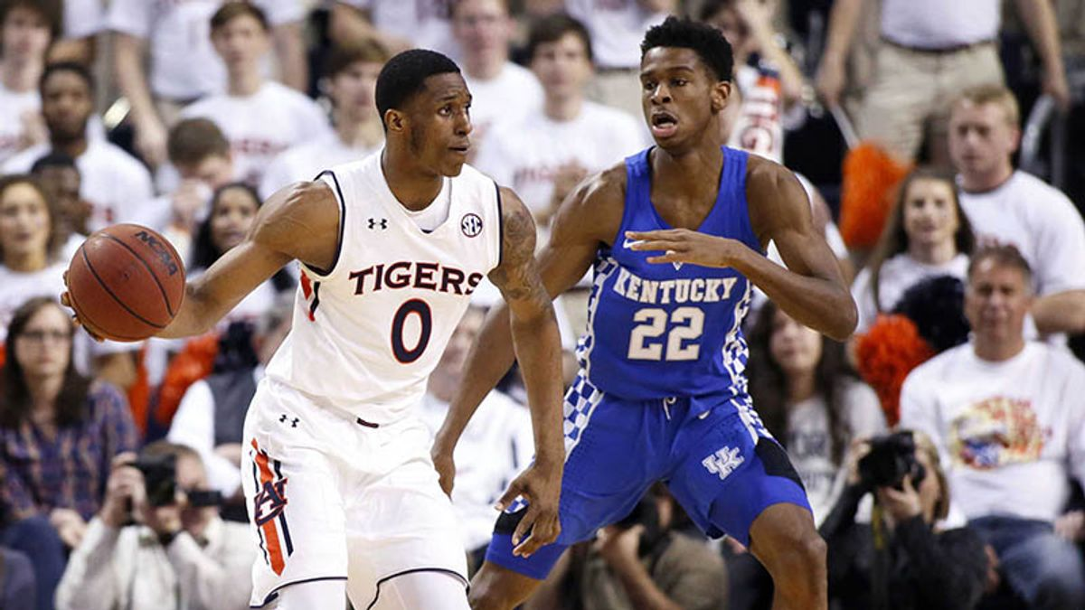 SEC Tournament Futures: Two Attractive Prices in a Conference Full of Parity article feature image
