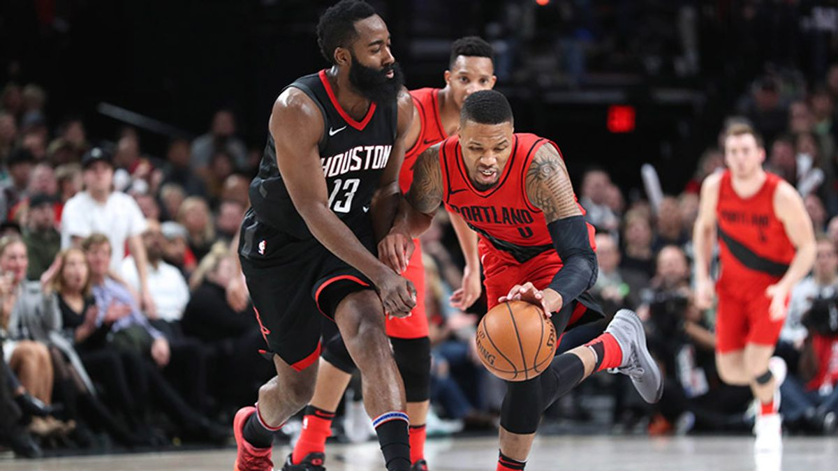 Tuesday NBA Betting: Blazers Have Motivational Edge Over Rockets article feature image