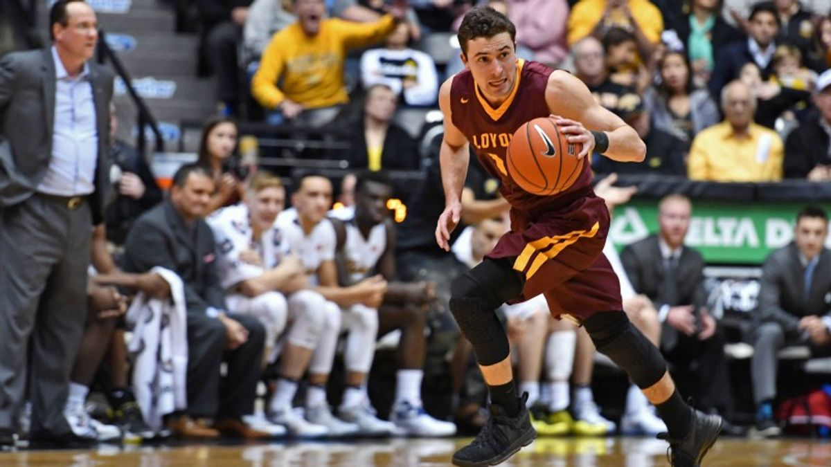 MVC Tournament Preview: Will Loyola Steamroll Arch Madness? article feature image